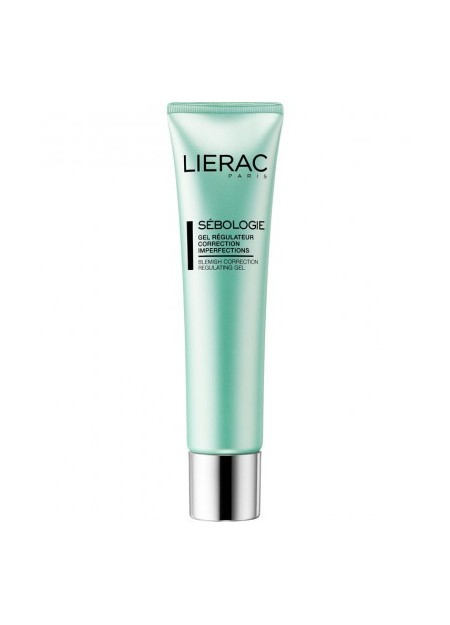 LIERAC SEBOLOGIE, Gel régulateur correction imperfections - 40 ml