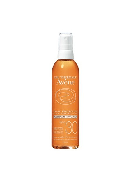 AVENE Huile solaire protectrice SPF30 - 200 ml