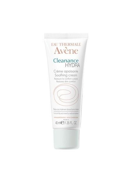 AVENE CLEANANCE HYDRA, Crème apaisante - 40 ml