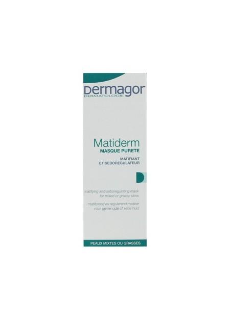 DERMAGOR MATIDERM Masque pureté - 40 ml