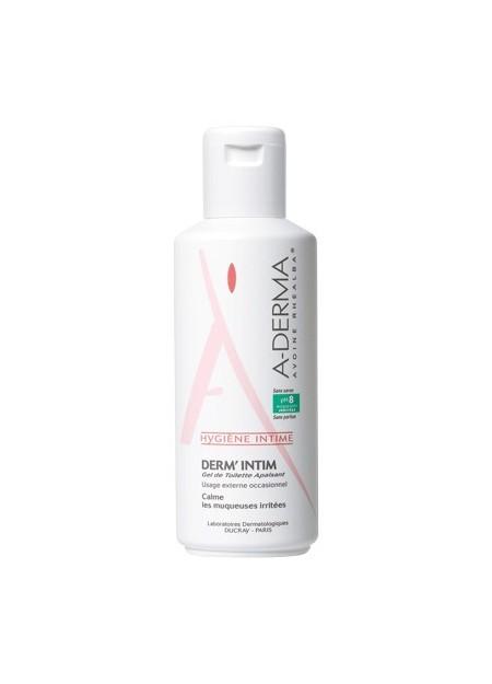 A-DERMA 'INTIM Gel de Toilette Apaisant pH 8 - 200 ml
