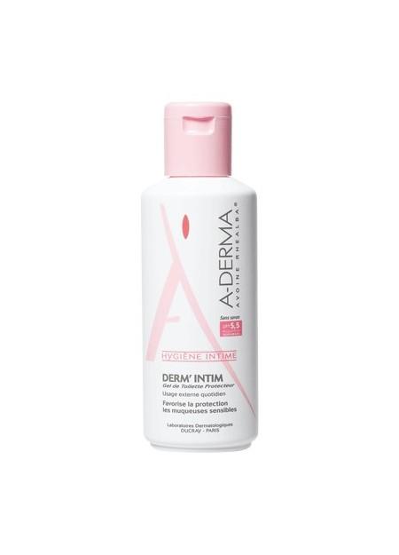 A-DERMA 'INTIM Gel de Toilette Protecteur pH 5,5 - 500 ml