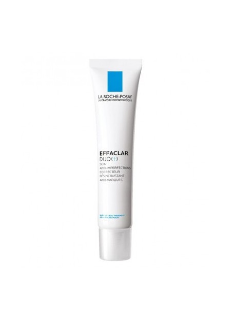 LA ROCHE-POSAY EFFACLAR, Duo [+] soin anti-imperfections - 40 ml