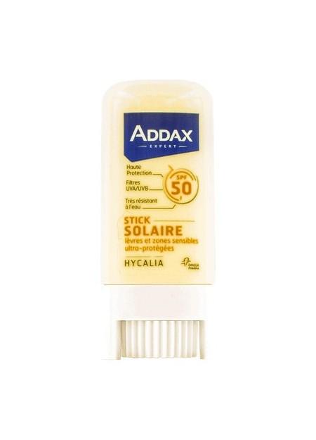 ADDAX Stick solaire SPF50. 8g