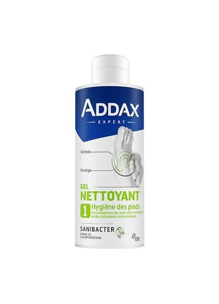 ADDAX SANIBACTER Pieds Gel Nettoyant Antifongique 125 ml