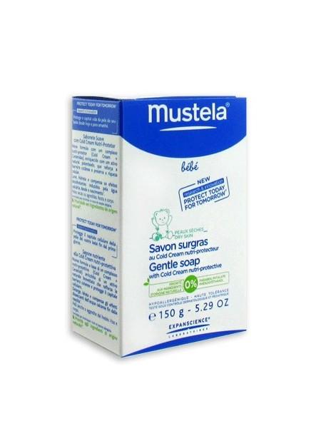 MUSTELA PEAUX SECHES, Savon Surgras - 150 g