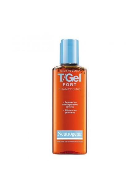 NEUTROGENA T/GEL FORT, Shampooing démangeaisons Intenses - 125 ml