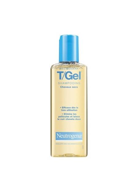 NEUTROGENA T/GEL, Shampooing Cheveux Secs - 250 ml