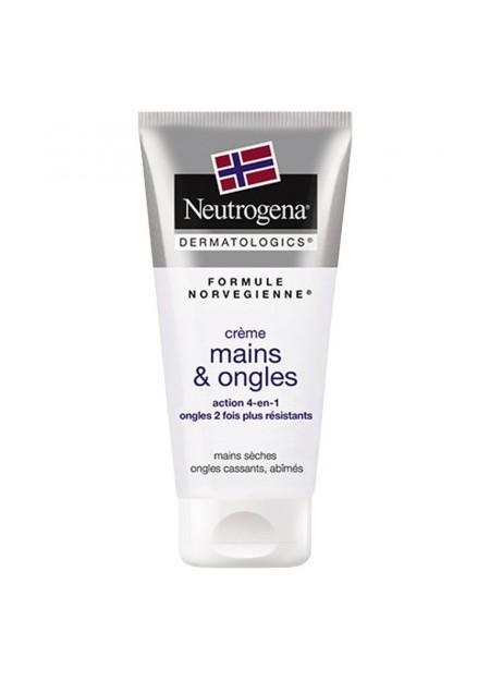 NEUTROGENA NEUTROGENA Crème Mains & Ongles. Tube 75 ml