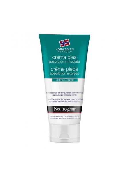 NEUTROGENA Crème Pieds Absorption Express - 100 ml