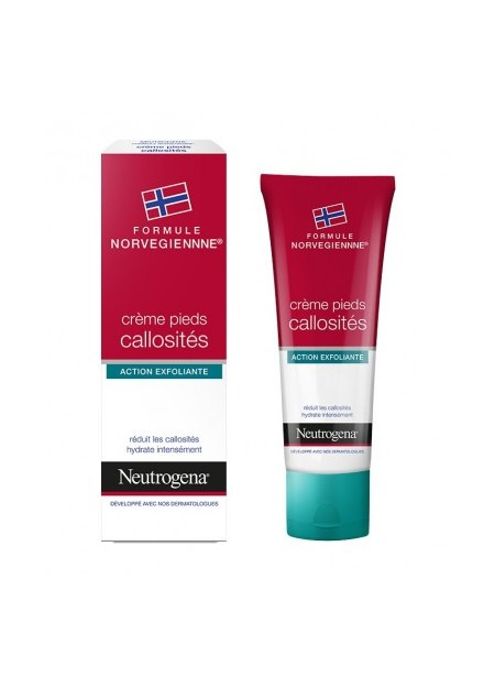 NEUTROGENA Crème Pieds Callosités - 50 ml