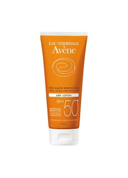 AVENE SOLAIRE, Lait SPF50+ - 100 ml