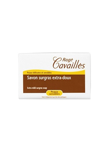 ROGÉ CAVAILLES SAVONS SOLIDES, Savon surgras extra-doux - 250g