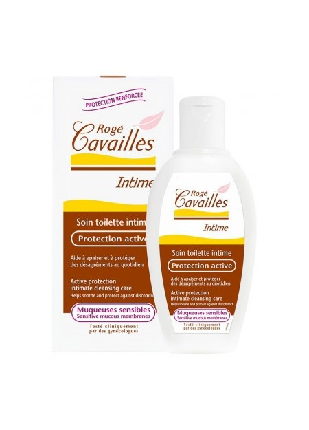ROGÉ CAVAILLES HYGIENE INTIME, Soin Toilette Intime Protection Active - 200 ml