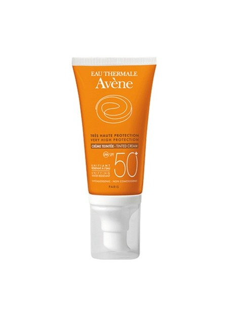 AVENE SOLAIRE, Crème teintée SPF50+ - 50 ml