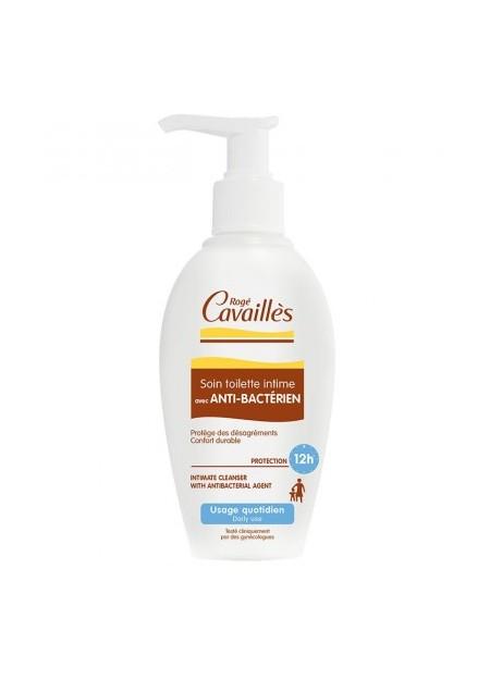 ROGÉ CAVAILLES HYGIENE INTIME, Soin Toilette Intime Anti Bactérien - 200 ml