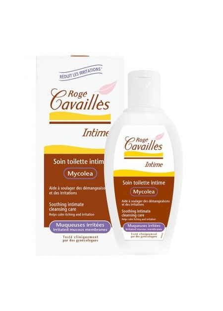 ROGÉ CAVAILLES HYGIENE INTIME, Soin Toilette Intime Mycolea - 200 ml