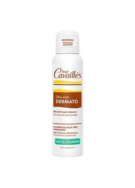 ROGÉ CAVAILLES DEODORANTS Deo Soin Spray Dermatologique  sans aliminium 150 ml