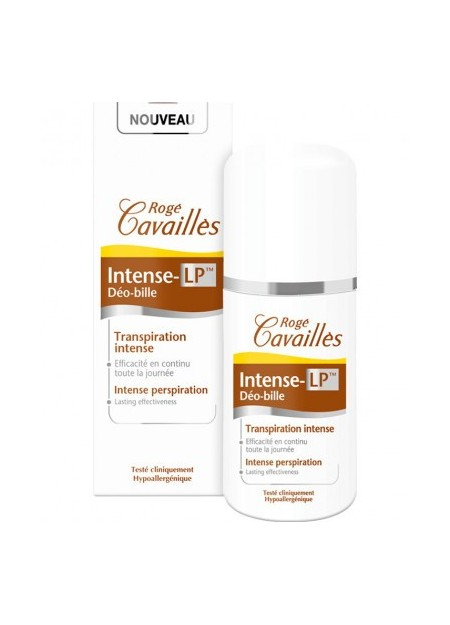 ROGÉ CAVAILLES DEODORANTS, Deo Roll On Intense Lp - 40 ml