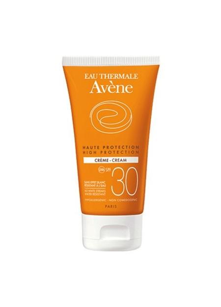 AVENE Crème solaire haute protection SPF30 - 50 ml