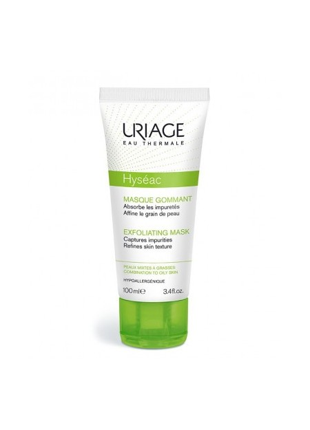 URIAGE HYSÉAC, Masque Gommant - 100 ml