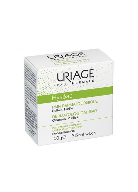 URIAGE HYSÉAC Pain Dermatologique - 100 g