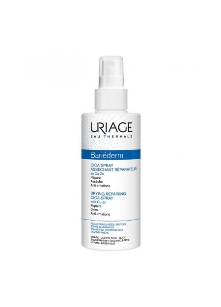 URIAGE BARIÉDERM Cica Spray - 100 ml