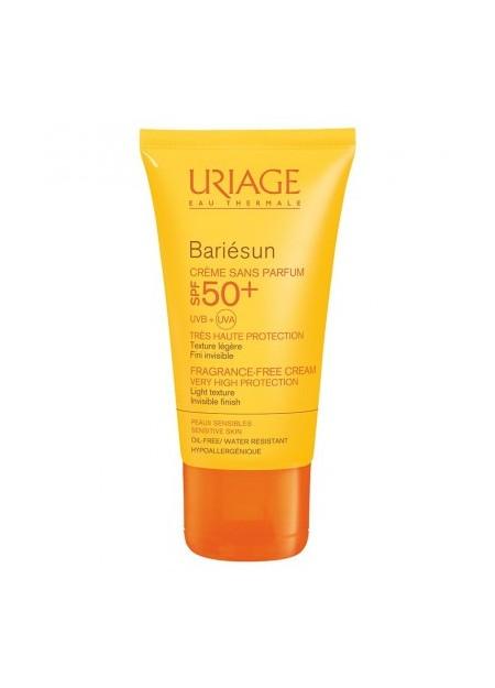 URIAGE BARIÉSUN, Bariésun Crème Sans Parfum SPF50+ - 50 ml