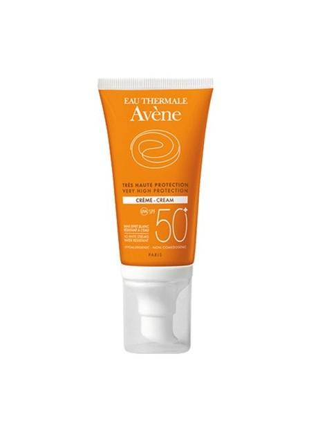 AVENE Crème solaire très haute protection SPF50+ - 50 ml