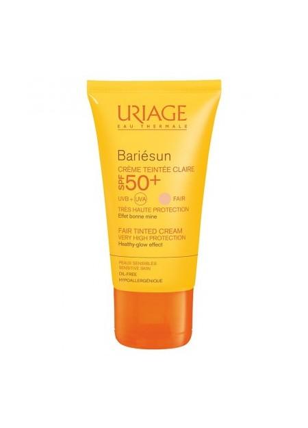 URIAGE BARIÉSUN, Bariésun Crème Teintée Dorée SPF50+ - 50 ml