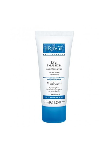 URIAGE D.S, D.S Emulsion - 40 ml