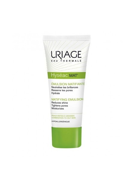 URIAGE HYSÉAC, Mat' - 40 ml