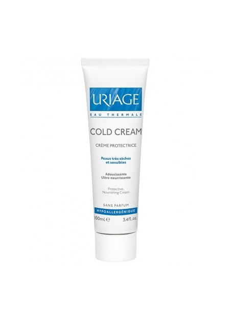 URIAGE COLD CREAM, Crème - 100 ml