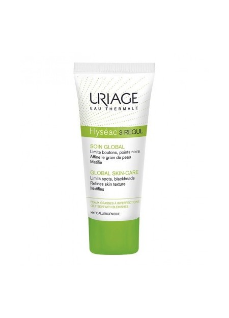 URIAGE HYSÉAC, 3-Régul - 40 ml