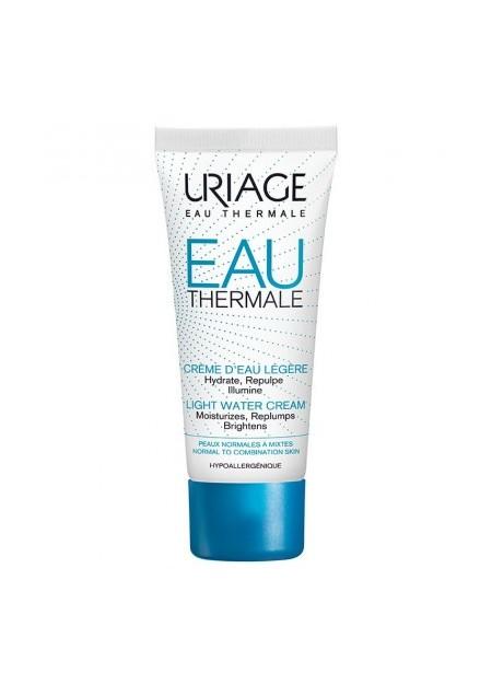 URIAGE EAU THERMALE Crème d'Eau Légère - 40 ml