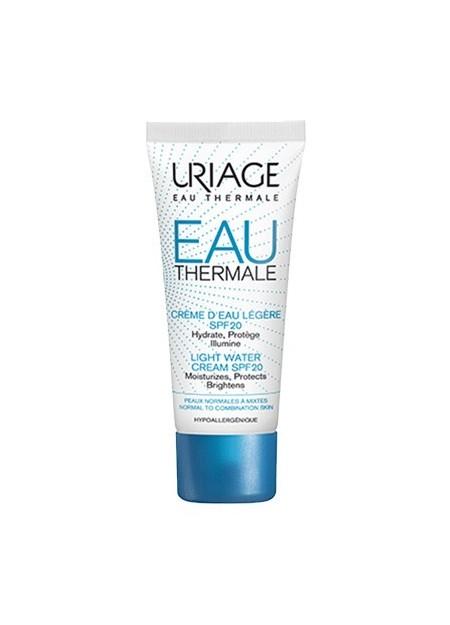 URIAGE EAU THERMALE Crème d'Eau Légère SPF20 - 40 ml