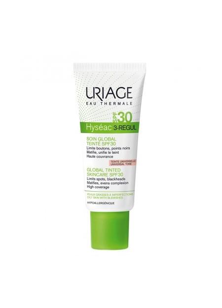 URIAGE HYSÉAC, 3-Régul Soin Global teinté SPF30 - 40 ml