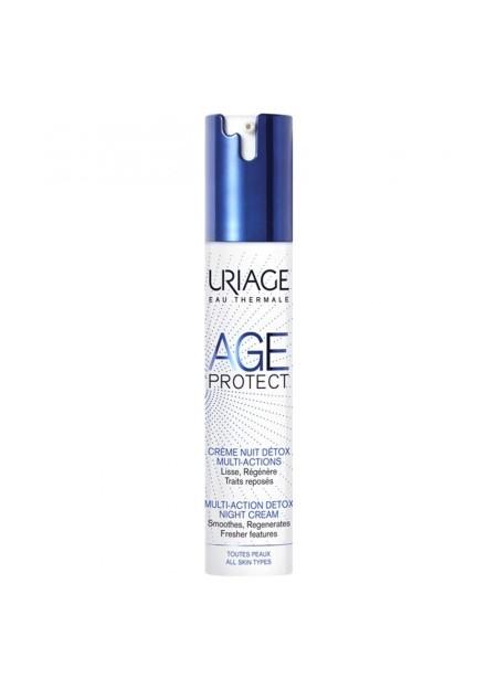 URIAGE AGE PROTECT Crème Nuit Détox  40 ml