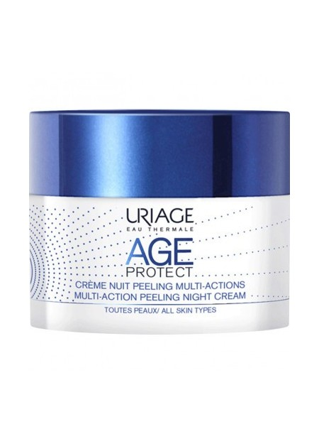 URIAGE AGE PROTECT Nuit Peeling Multi Actions 50 ml