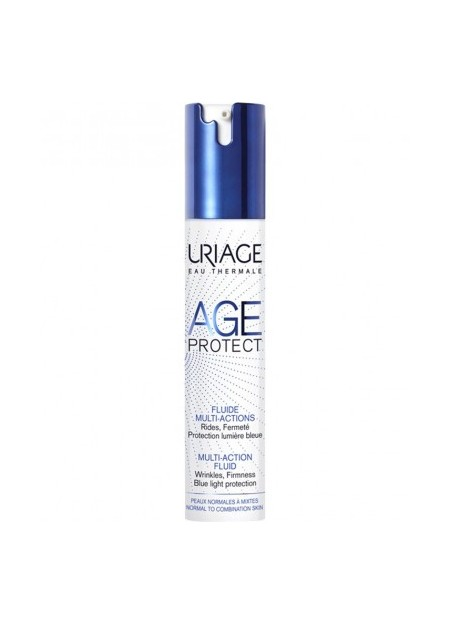 URIAGE AGE PROTECT, Fluide Multi-Actions - 40 ml