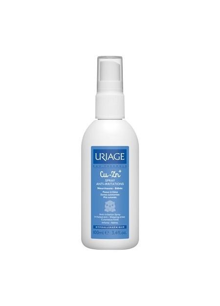 URIAGE BARIEDERM Cu Zn+ Spray Anti-Irritations 100 ml