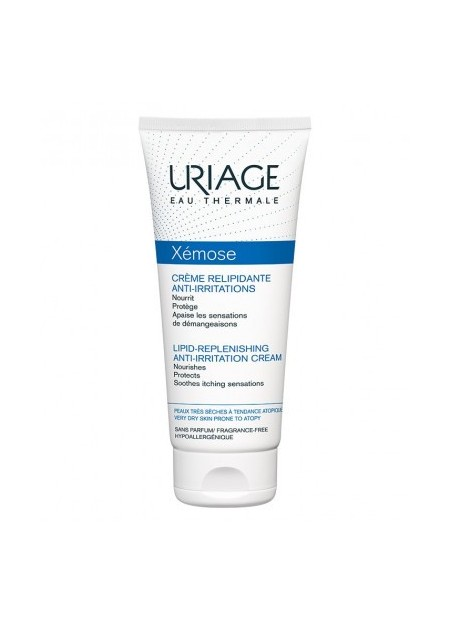 URIAGE XÉMOSE, Crème Relipidante Anti-Irritations - 200 ml