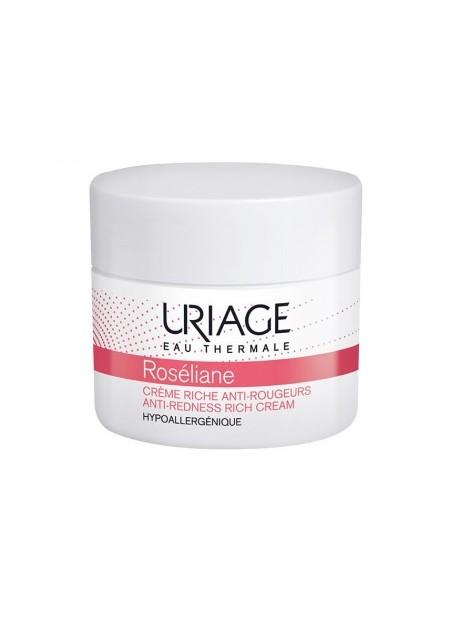 URIAGE ROSÉLIANE, Crème Riche Anti-Rougeurs - 40 ml
