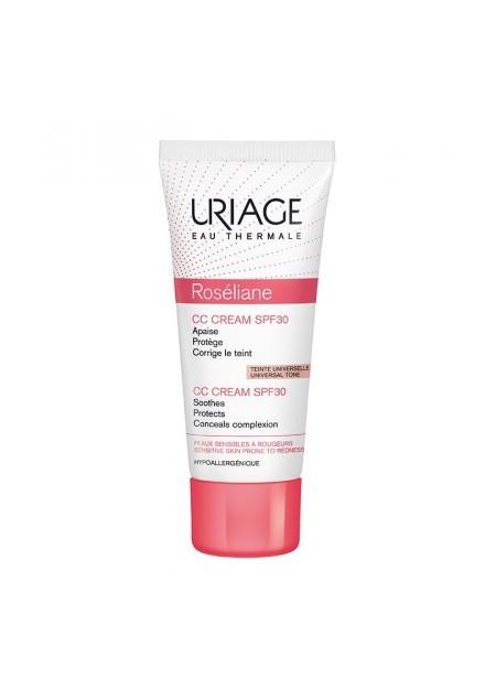 URIAGE ROSÉLIANE, CC Cream SPF30 - 40 ml