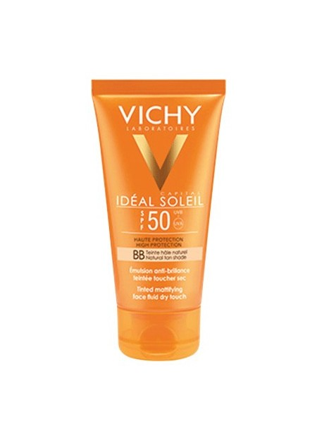 VICHY CAPITAL SOLEIL BB Emulsion visage IP50 - 50 ml