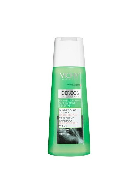VICHY DERCOS Shampooing anti-pelliculaire cuir chevelu sensible - 200 ml