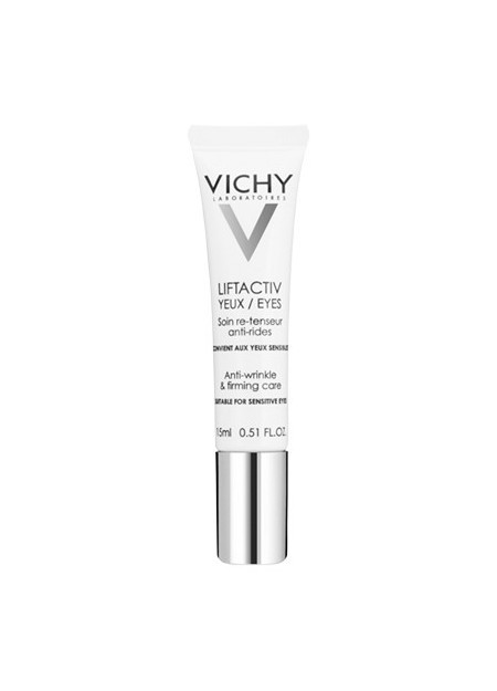 VICHY LIFTACTIV DS YEUX Soin anti-rides - 15 ml