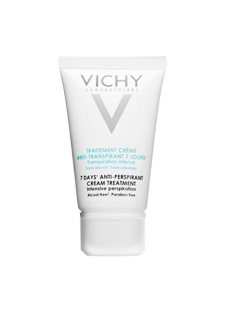 VICHY Traitement Anti-Transpirant Efficacité 7 Jours - 30 ml