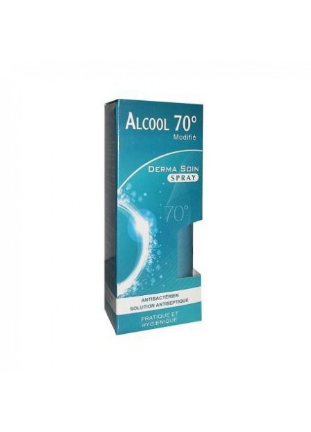 DERMA SOIN ALCOOL 70° SPRAY DERMASOIN 50ML