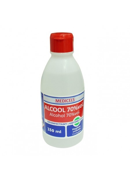MEDICELS Alcool 70% Vol. 250 ml